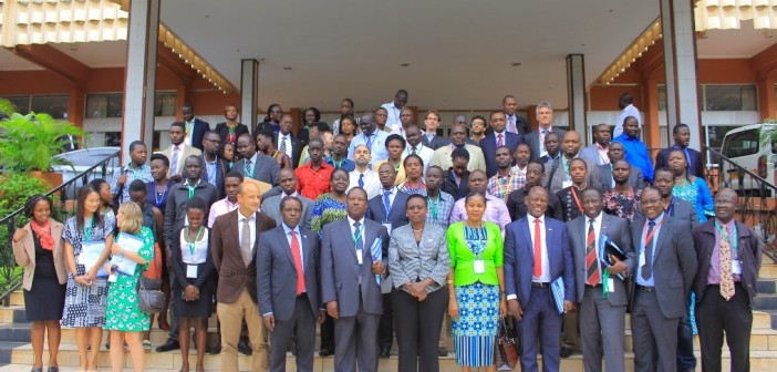 Symposium on Health Financing for Universal Health Coverage in Low and Middle Income Countries opens in Kampala
