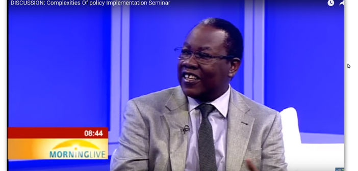 DISCUSSION: Complexities Of policy Implementation Seminar on SABC (Video)