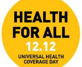 """Today is Universal Health Coverage Day. This year's theme is """"Health for All; Rise for Our Rights""""."""
