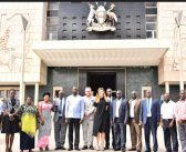 "SPEED members join the Uganda Parliamentary Forum on Malaria (UPFM) to welcome ""Malaria Must Die"" Ambassador -Ms. Charlie Webster from the United Kingdom:"