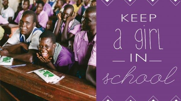 Keeping the Girl Child in School will improve her Health and Economic Prospects