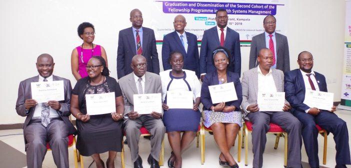 SPEED Fellowship graduates argued to improve Uganda's health system