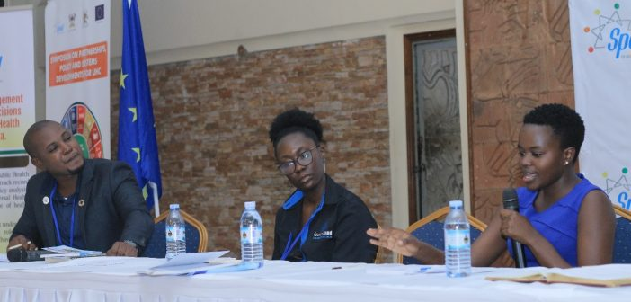 Effective Youth Engagement is critical for UHC Advancement in Uganda.