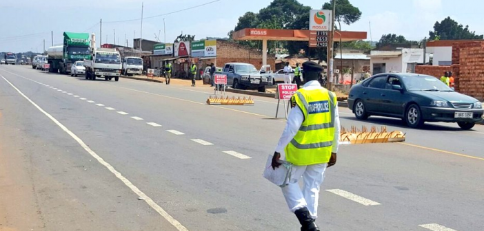 Trend analysis of road accident outcomes associated With enhanced traffic police enforcement during fika Salama operations along Kampala-Masaka road.