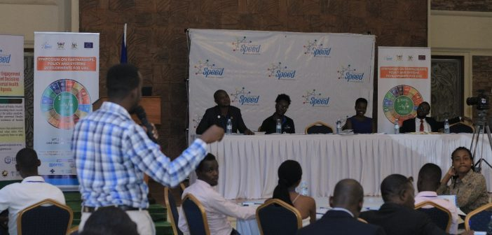 SPEED UHC Symposium Providing a Platform to Understand the Interests of the Youth